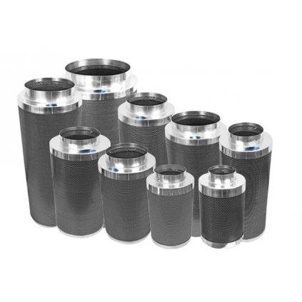 INLINE Phresh Filter 1000 PRO,50cm,1000m3/hod,160mm Cover