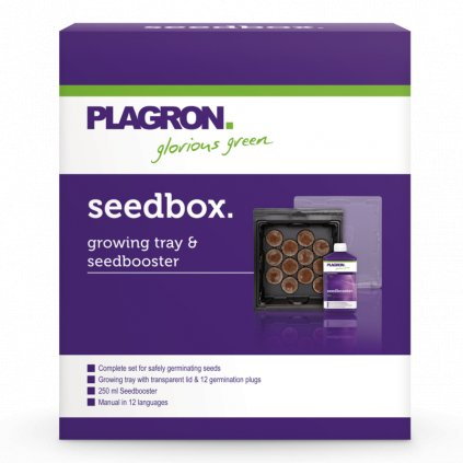 Plagron Seedbox Cover