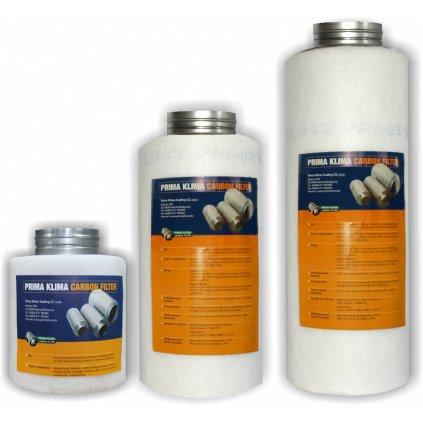 Prima Klima filtr Industry K1604 - 700 m3/h - 125mm Cover