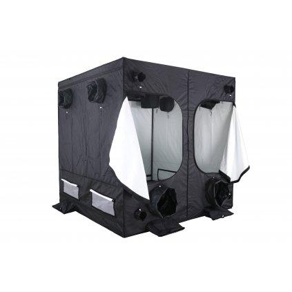 BudBox PRO Titan I 200x200x200 cm - bílý Cover