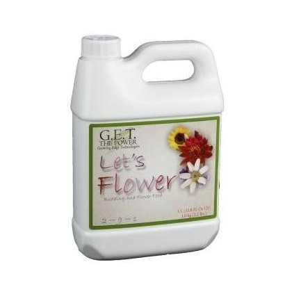 GET Lets flower Cover