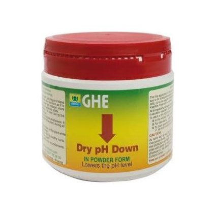 General Hydroponics pH down dry (suché pH) 250g Cover