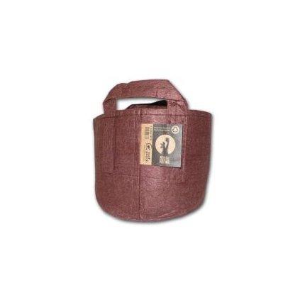 Root pouch Boxer brown, nedegradující, 16l s uchem, 28x26cm Cover