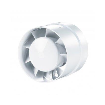 Ventilátor VKO 100, 105m3/h, 37Pa, D=100, D1=104 mm Cover