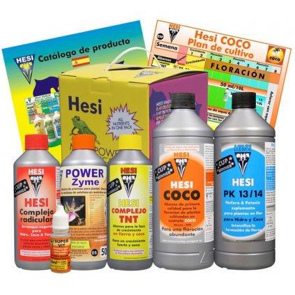 HESI Start box Coco