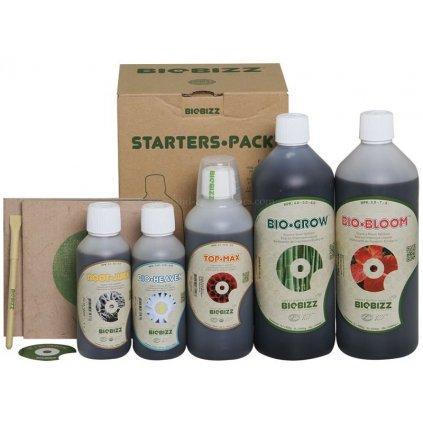 BioBizz Starters Pack Cover