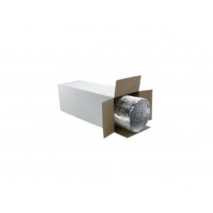Aluflex,průměr 125mm, balení 10m Cover