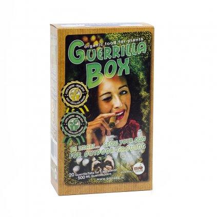 Biotabs Guerilla Box Cover