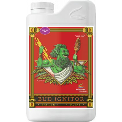 Advanced Nutrients Bud Ignitor Cover