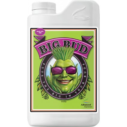 Advanced Nutrients Big Bud Liquid Cover