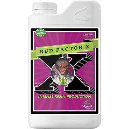 Advanced Nutrients Bud Factor X Cover