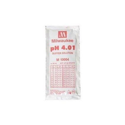 Kalibrační roztok Milwaukee pH 4,01 - 20ml Cover