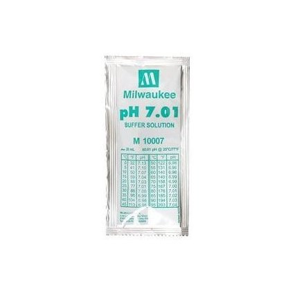 Kalibrační roztok Milwaukee pH 7,01 - 20ml Cover