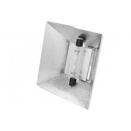Lumatek stínidlo Pro Reflector Hammertone pro výbojky 1000W 400V Cover