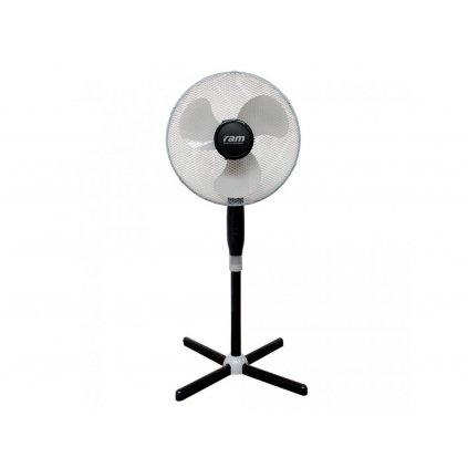 Stojanový ventilátor RAM 40cm, 3 rychlosti Cover