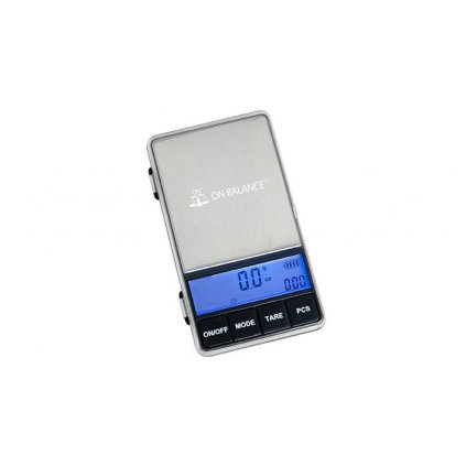 Váha Dual Display Miniscale 500g/0,1g Cover