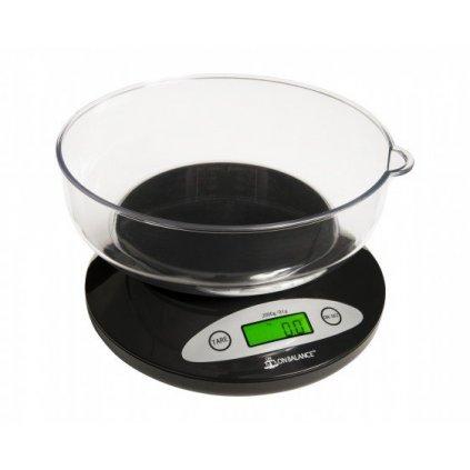 Kuchyňská Váha Kitchen Bowl Scale 2000g/0,1g Cover