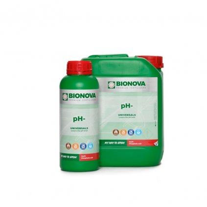 BioNova pH- (P2O5 24,5 % kyselina fosforečná)