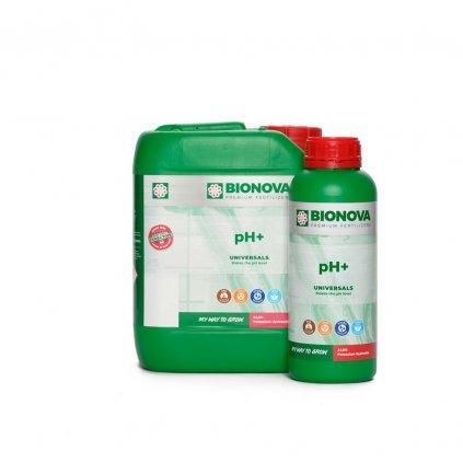 BioNova pH+ (KOH 24,5 % hydroxid draselný)
