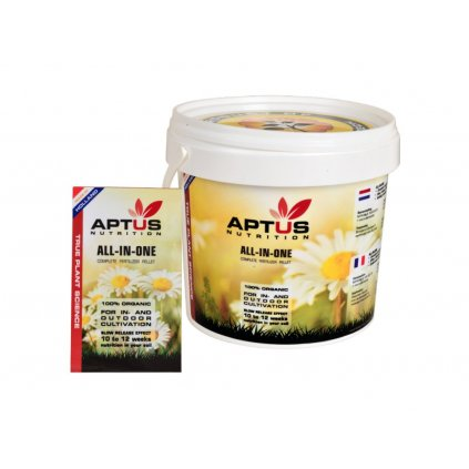APTUS All-in-One Pellets Cover