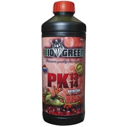 Biogreen PK 13/14 Cover