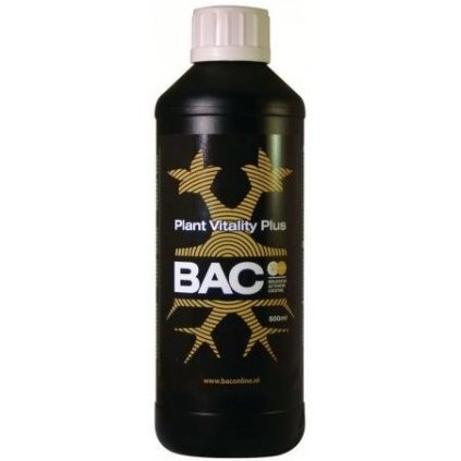B.A.C. Plant Vitality Plus 500 ml Cover