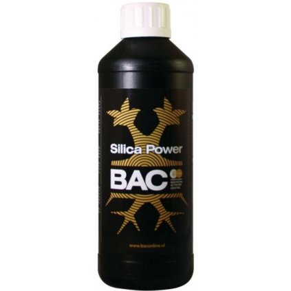 B.A.C. Silica Power 500 ml Cover