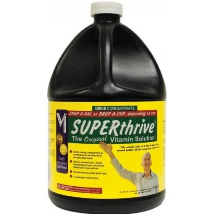 SUPERThrive 3,8l Cover