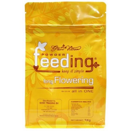 Green House Powder Feeding Long Flowering Cover