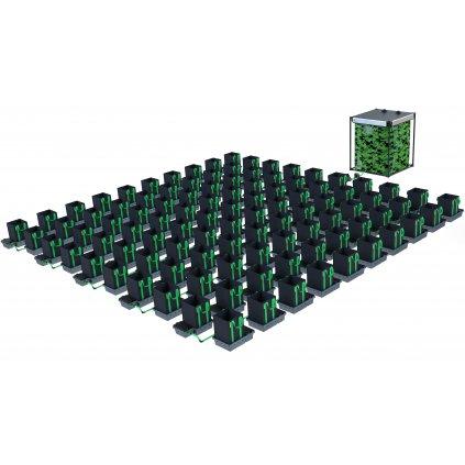 Alien Hydroponics 100 Pot 16LTR EasyFeed™ System