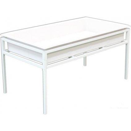 Fast Fit ocelový stůl 60x120cm Cover