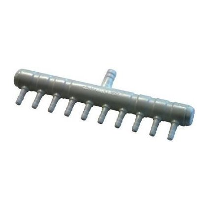 Rozbočka pro čerpadlo nebo vzduchovací pumpu - 10 vývodů Cover