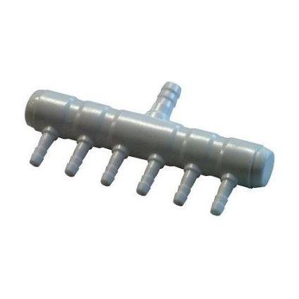 Rozbočka pro čerpadlo nebo vzduchovací pumpu - 6 vývodů Cover