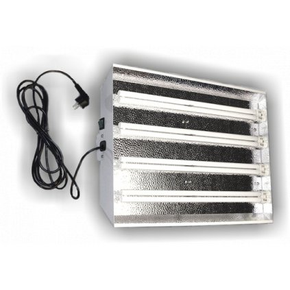 Prima Klima STARLIGHT Propagátor 4*55W vč. zářivek Philips Cover