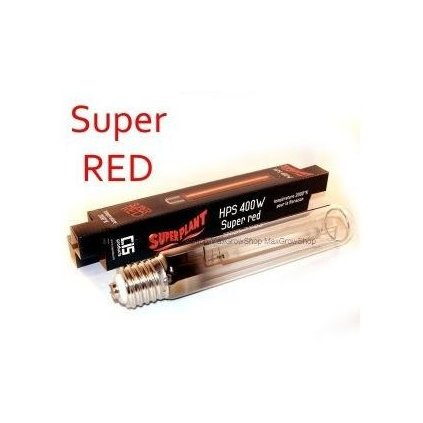Superplant SUPER RED 400W HPS Cover