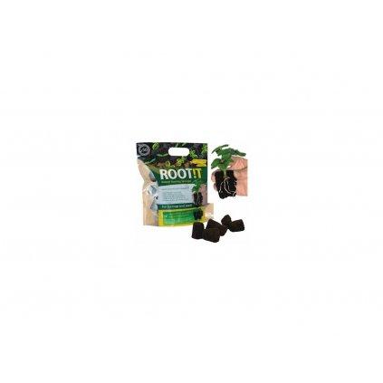 ROOT!T zakořeňovací houba / sadbovací kostka – balení 50ks Cover