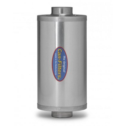 Tlumič hluku Can-Filters 125mm Silencer 45cm Cover