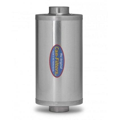 Tlumič hluku Can-Filters 250mm Silencer 50cm Cover
