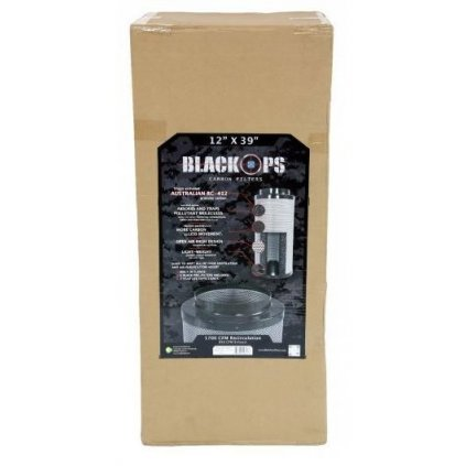 Black Ops PRO - 2890m3/hod - 305mm Cover
