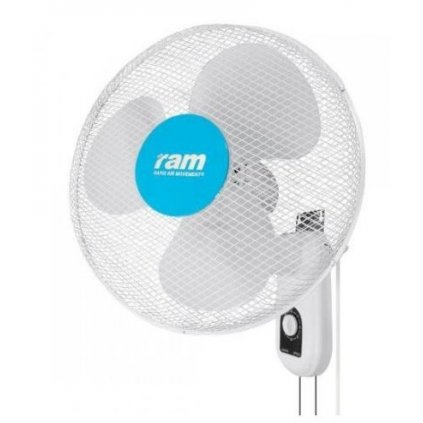 Cirkulační nástěnný ventilátor RAM - 40 cm Cover