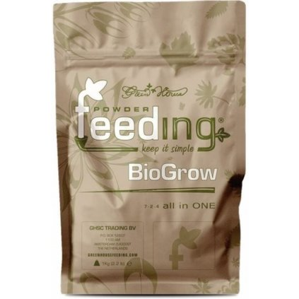 Green House Powder Feeding Bio Grow Cover