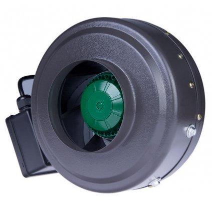 NTS InLine Fan 100, 300 m3/h, s regulací otáček Cover