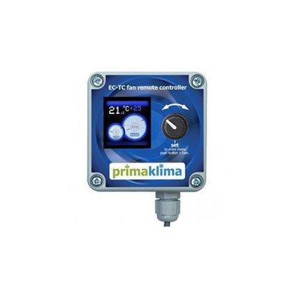 Prima Klima Digitální regulátor teploty, max/min rychlosti Cover