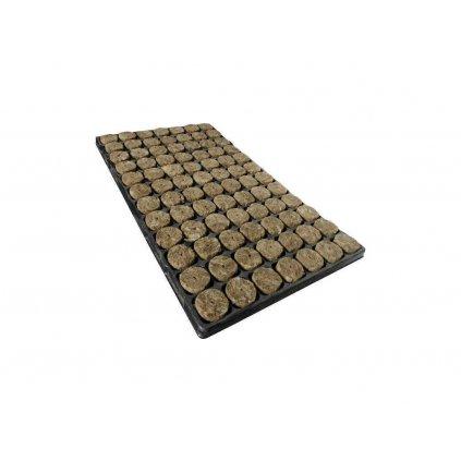 Agra-Wool sadbovací kostka 2,5*2,5 cm vč. Sadbovače 126 ks Cover