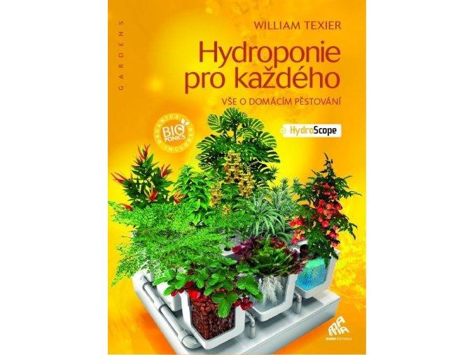 William Texier - Hydroponie pro každého Cover