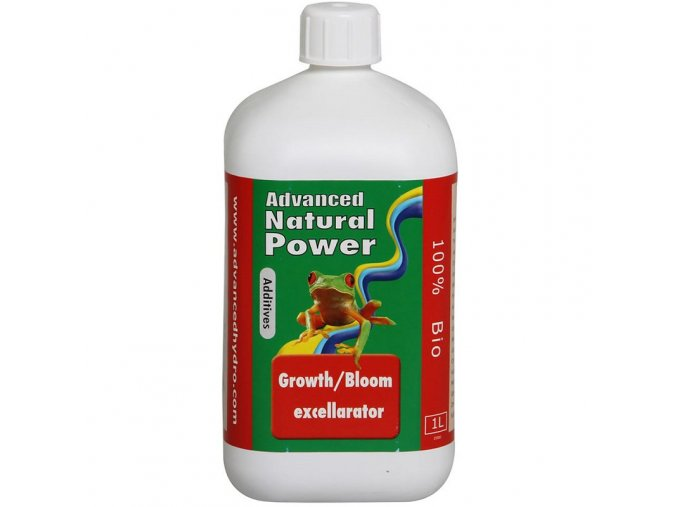 Advanced Hydroponics Growth Bloom Excellerator 1L