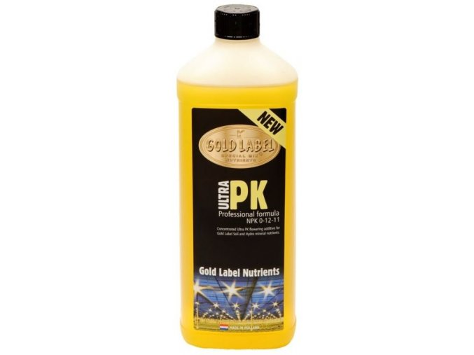 Gold Label Ultra PK Cover