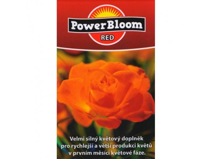 Power Bloom RED  500g (NPK 0-39-25) Cover