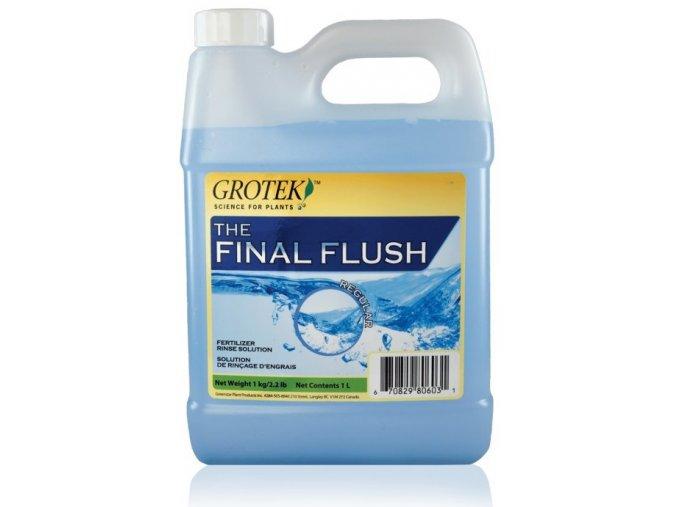 Grotek Final Flush Regular Cover
