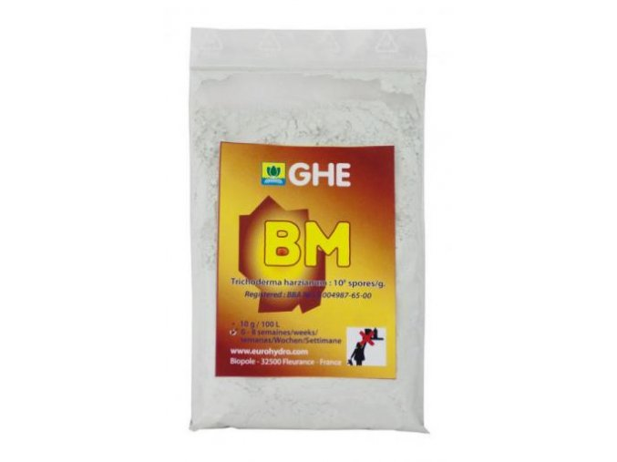 General Hydroponics Bioponic Mix (trichoderma) Cover